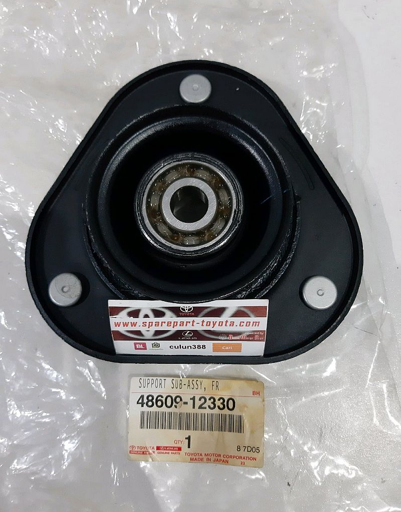 Support Shockbreaker - Karet Support Toyota Corolla Great 48609-12330