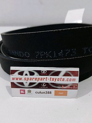Belt V-Ribbed - Van Belt Toyota Hiace Commuter 90916-02524